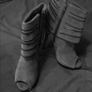 Dressy Bumper Boots, Almost New